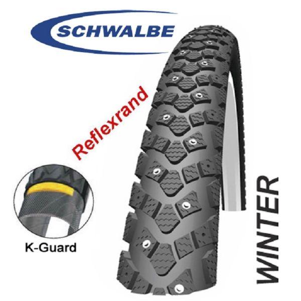 Schwalbe Dubbdäck Winter